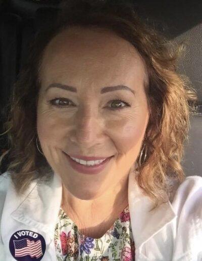 Carol Wilson-Duffy, Secretary